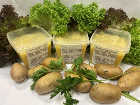 Kartoffelsalat 1 kg Wiener Art