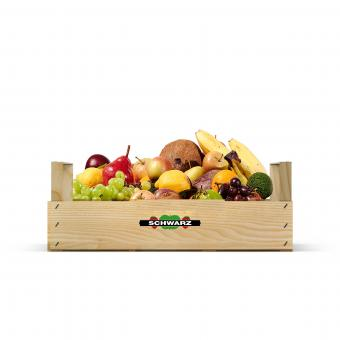 C) Obst-Kisterl (Vitaminkick pur)