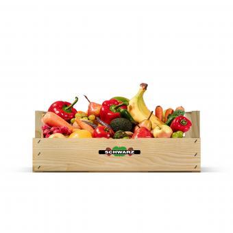 B) Salat- & Rohkost-Kisterl (zum Rohgenießen)