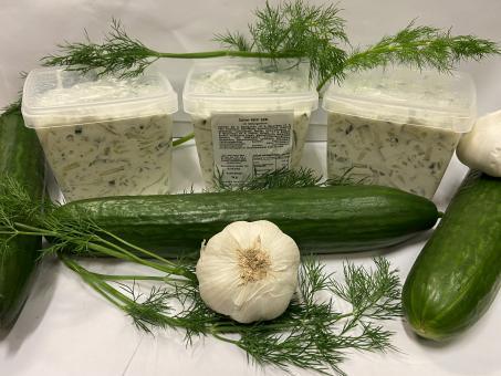 Gurken Rahm Salat 1 kg